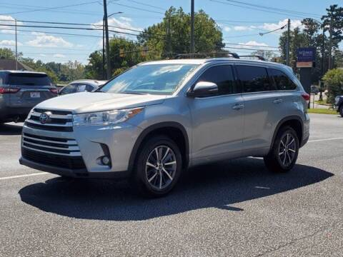 2018 Toyota Highlander for sale at Gentry & Ware Motor Co. in Opelika AL