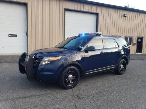 2014 Ford Explorer for sale at Massirio Enterprises in Middletown CT