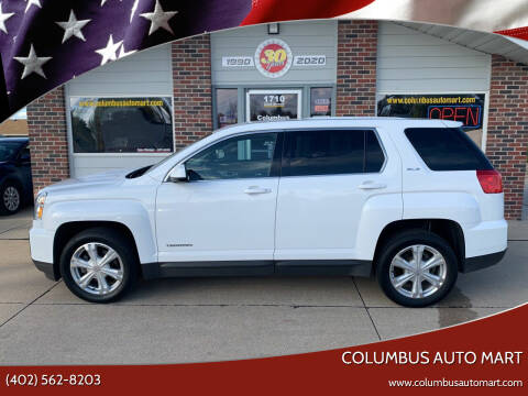 2017 GMC Terrain for sale at Columbus Auto Mart in Columbus NE