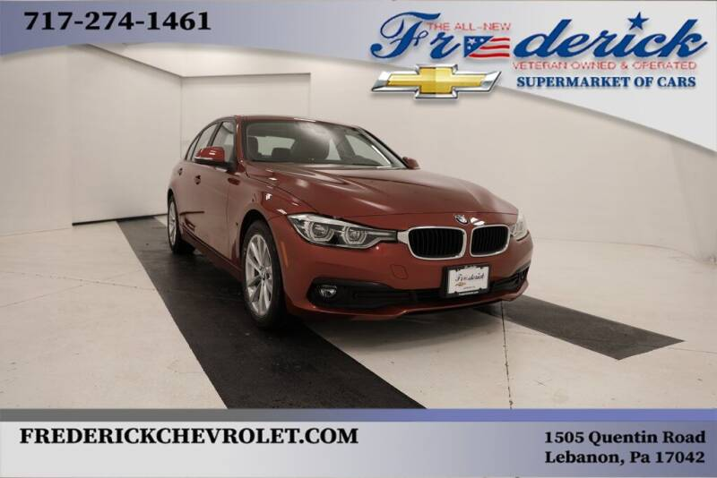 2018 BMW 3 Series for sale at Lancaster Pre-Owned in Lancaster PA