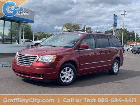 2010 Chrysler Town and Country for sale at GRAFF CHEVROLET BAY CITY in Bay City MI