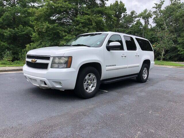 2007 Chevrolet Suburban for sale at Lowcountry Auto Sales in Charleston SC