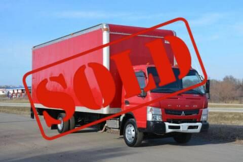 2013 Mitsubishi Fuso FE for sale at Signature Truck Center - Box Trucks in Crystal Lake IL