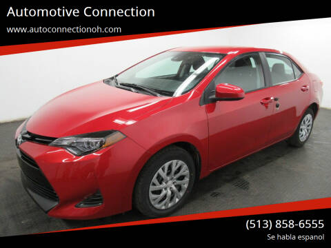 2019 Toyota Corolla for sale at Automotive Connection in Fairfield OH