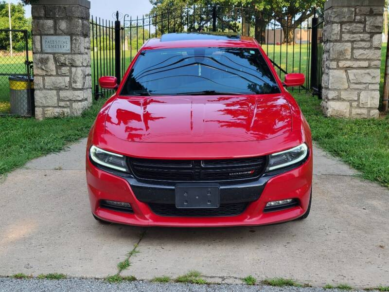 2016 Dodge Charger for sale at Blue Ridge Auto Outlet in Kansas City MO
