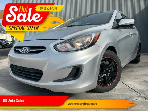 2014 Hyundai Accent for sale at DR Auto Sales in Scottsdale AZ