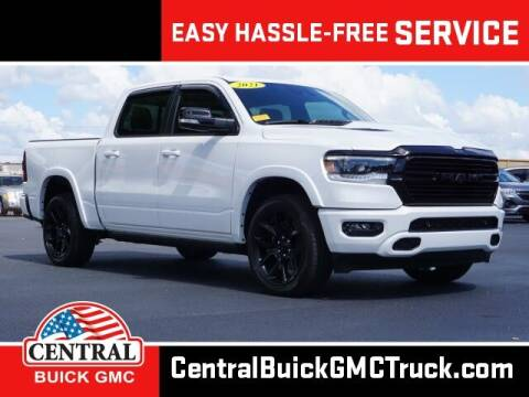 2021 RAM Ram Pickup 1500 for sale at Central Buick GMC in Winter Haven FL