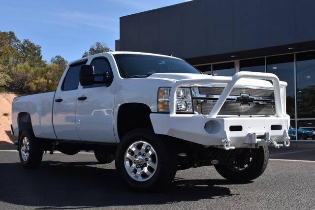 2011 Chevrolet Silverado 2500HD for sale at Choice Auto & Truck Sales in Payson AZ