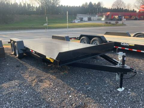 2021 MCT Car Hauler 20' 10k  for sale at Smart Choice 61 Trailers in Shoemakersville PA