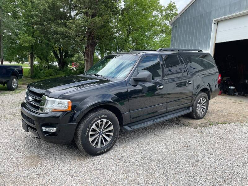 2016 Ford Expedition EL for sale at Bailey Auto in Pomona KS