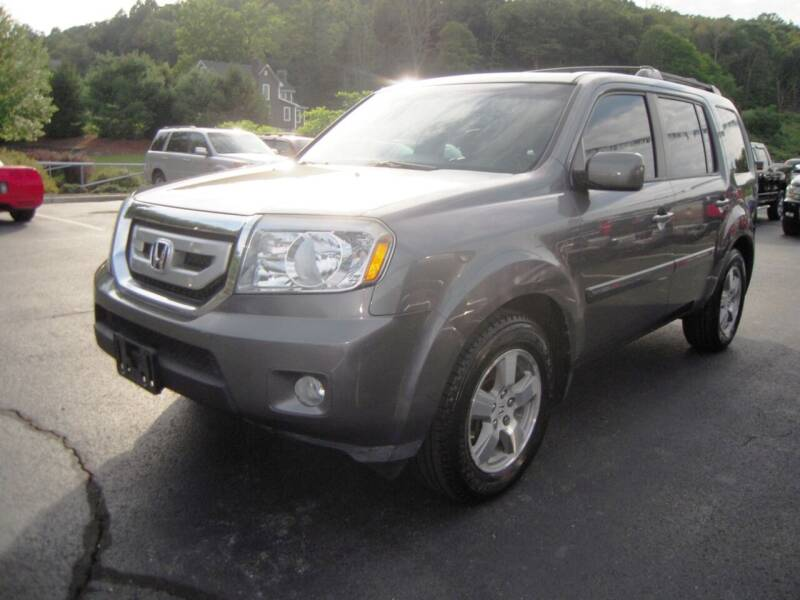 2009 Honda Pilot for sale at 1-2-3 AUTO SALES, LLC in Branchville NJ