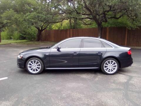 2014 Audi A4 for sale at 57 Auto Sales in San Antonio TX