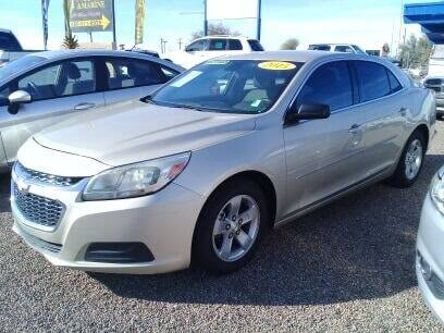 2015 Chevrolet Malibu for sale at 1ST AUTO & MARINE in Apache Junction AZ
