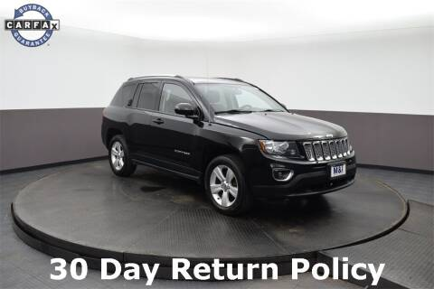 2015 Jeep Compass for sale at M & I Imports in Highland Park IL