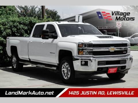 2017 Chevrolet Silverado 3500HD for sale at Village Motors in Lewisville TX