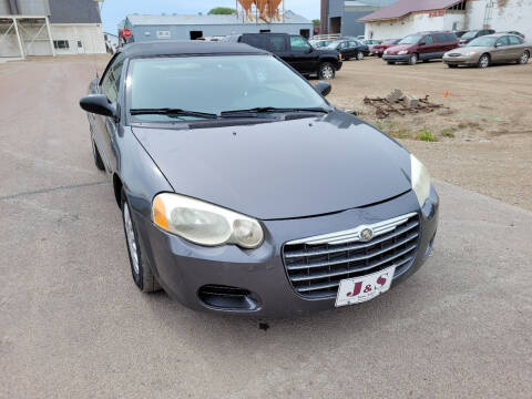 2005 Chrysler Sebring for sale at J & S Auto Sales in Thompson ND