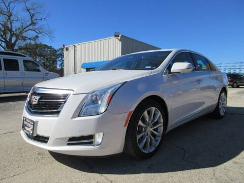 2016 Cadillac XTS for sale at Quality Investments in Tyler TX
