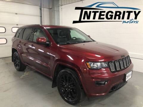 2017 Jeep Grand Cherokee for sale at Integrity Motors, Inc. in Fond Du Lac WI