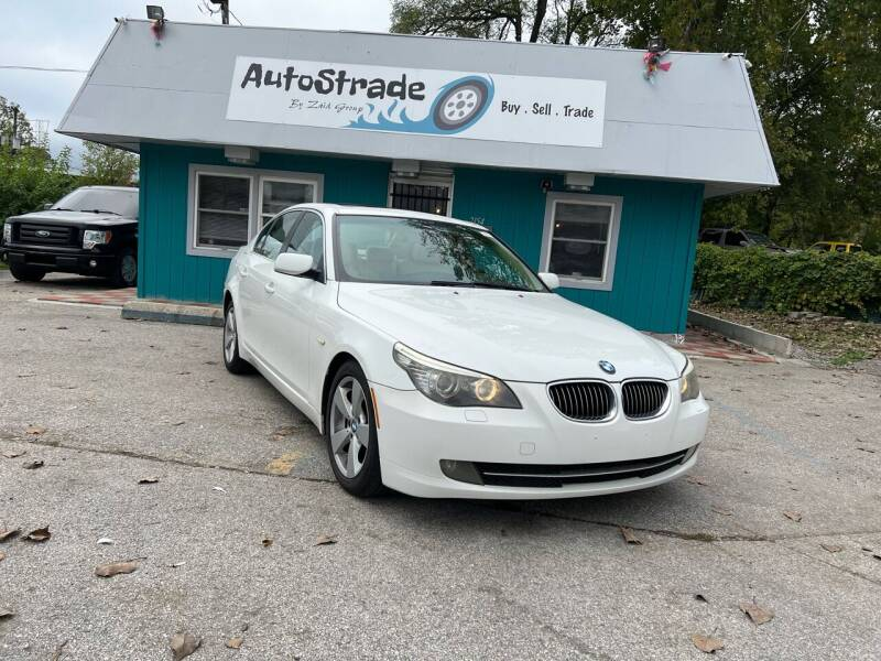 2008 BMW 5 Series for sale at Autostrade in Indianapolis IN