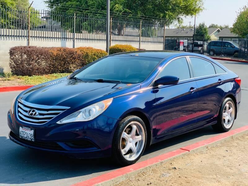 2012 Hyundai Sonata for sale at United Star Motors in Sacramento CA