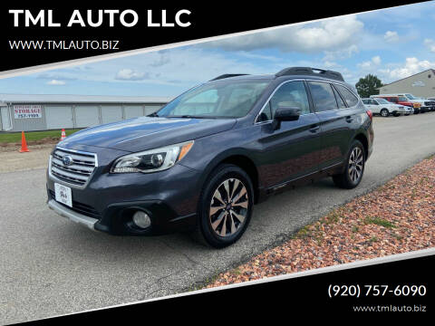 2015 Subaru Outback for sale at TML AUTO LLC in Appleton WI