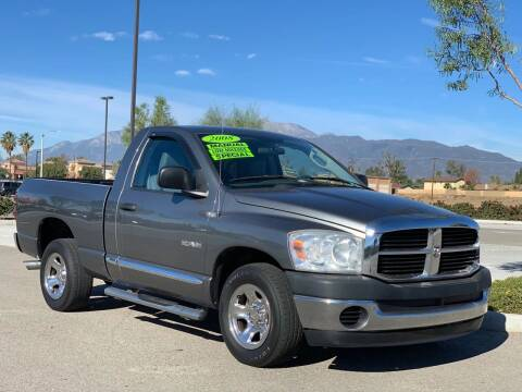 2008 Dodge Ram Pickup 1500 for sale at Esquivel Auto Depot in Rialto CA