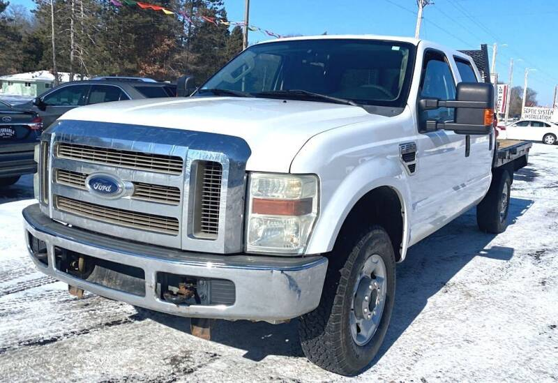 2010 Ford F-250 Super Duty for sale at Affordable Auto Sales in Webster WI