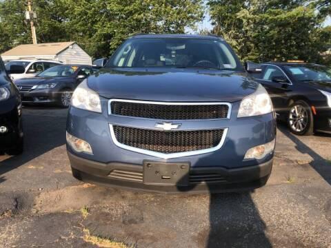 2012 Chevrolet Traverse for sale at SuperBuy Auto Sales Inc in Avenel NJ