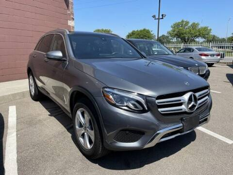 2018 Mercedes-Benz GLC for sale at SOUTHFIELD QUALITY CARS in Detroit MI