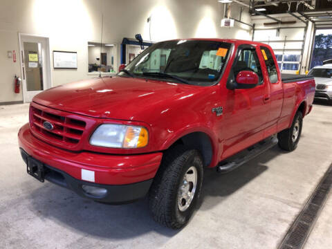 2001 Ford F-150 for sale at Kansas Car Finder in Valley Falls KS