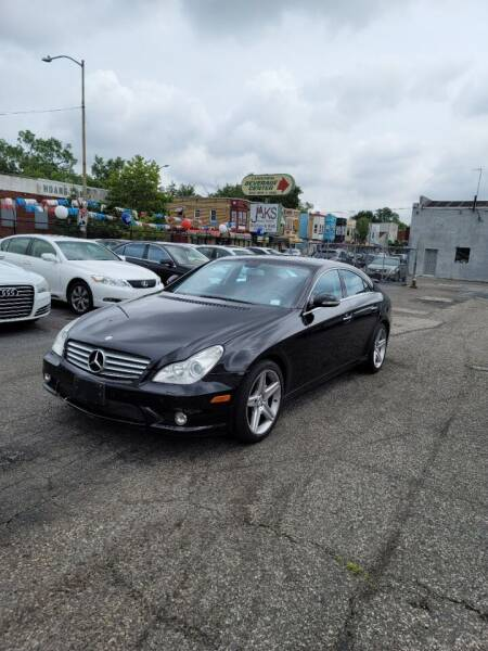 2008 Mercedes-Benz CLS for sale at Deals R Us Auto Sales Inc in Lansdowne PA