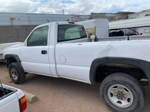 2006 Chevrolet Silverado 2500HD for sale at Arizona Auto Resource in Tempe AZ