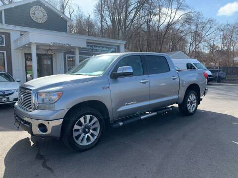 2012 Toyota Tundra for sale at Ocean State Auto Sales in Johnston RI
