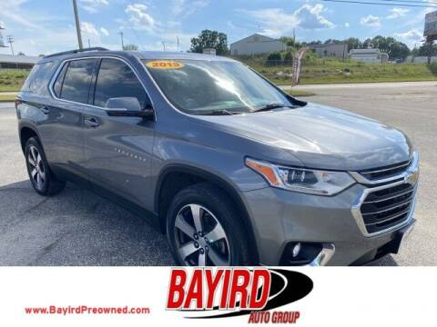 2019 Chevrolet Traverse for sale at Bayird Truck Center in Paragould AR