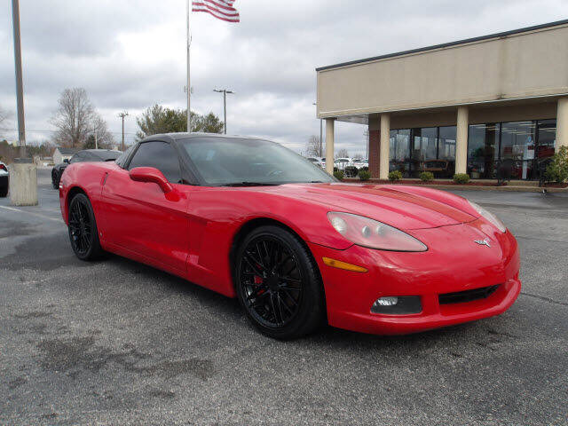 2006 Chevrolet Corvette for sale at TAPP MOTORS INC in Owensboro KY