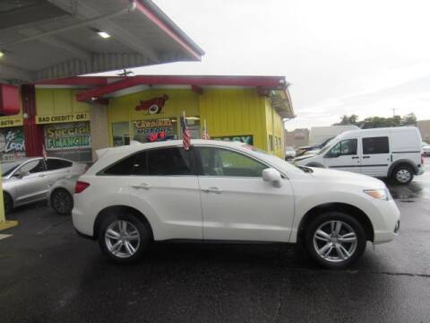 2015 Acura RDX for sale at Cardinal Motors in Fairfield OH