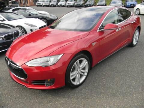 2015 Tesla Model S for sale at Platinum Motorcars in Warrenton VA