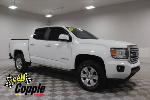 2016 GMC Canyon for sale at Copple Chevrolet GMC Inc in Louisville NE