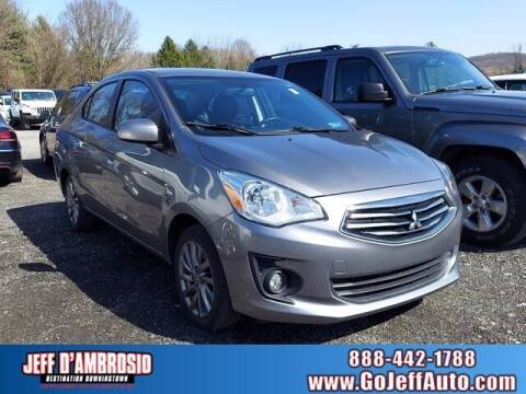 2018 Mitsubishi Mirage G4 for sale at Jeff D'Ambrosio Auto Group in Downingtown PA