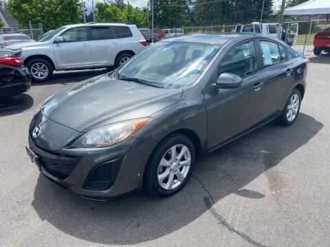 2011 Mazda MAZDA3 for sale at TacomaAutoLoans.com in Lakewood WA