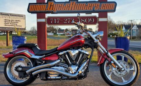 2008 Yamaha VStar 1900 Raider for sale at Haldeman Auto in Lebanon PA