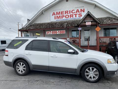 2008 Ford Taurus X for sale at American Imports INC in Indianapolis IN