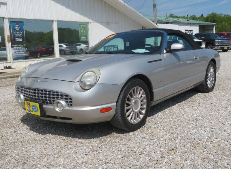 2004 Ford Thunderbird for sale at Low Cost Cars in Circleville OH