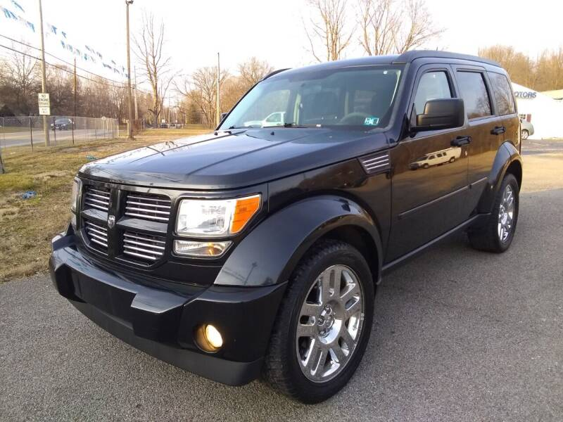 2011 Dodge Nitro for sale at Hern Motors - 111 Hubbard Youngstown Rd Lot in Hubbard OH