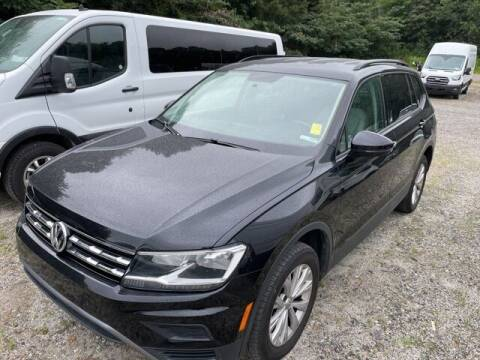 2018 Volkswagen Tiguan for sale at BILLY HOWELL FORD LINCOLN in Cumming GA