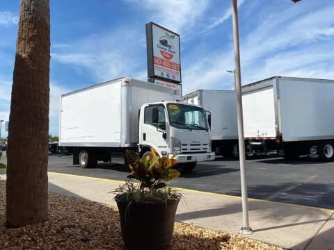 2013 Isuzu NPR-HD for sale at Orange Truck Sales in Orlando FL