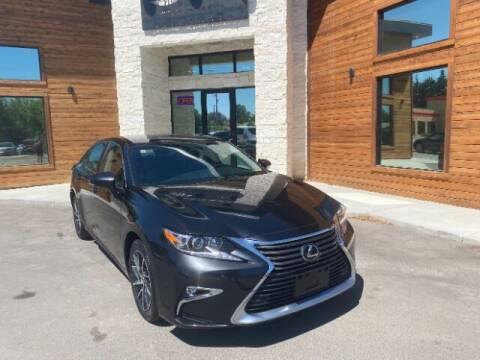 2017 Lexus ES 350 for sale at Hamilton Motors in Lehi UT