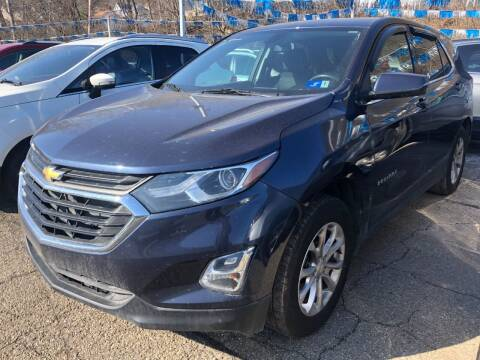 2018 Chevrolet Equinox for sale at Matt Jones Preowned Auto in Wheeling WV