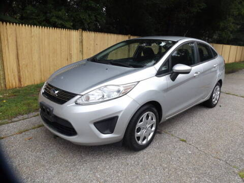 2012 Ford Fiesta for sale at Wayland Automotive in Wayland MA
