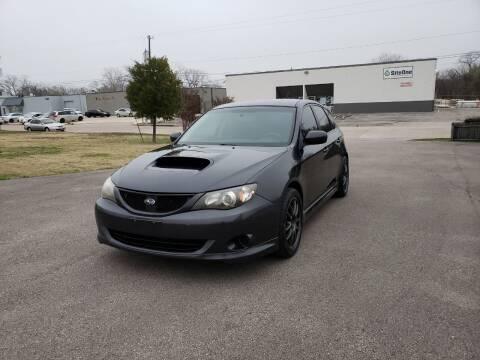 2009 Subaru Impreza for sale at Image Auto Sales in Dallas TX